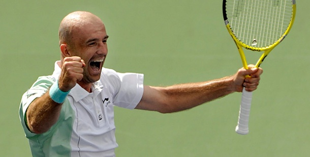 Tennis: Ljubicic siegt in Indian Wells. Der Gewinner von Indian Wells 2010: Ivan Ljubicic. (Foto: imago)