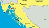Kroatische Inseln