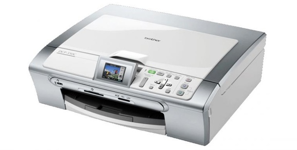 Brother DCP-350C. Brother DCP-350C (Foto: pcwelt)