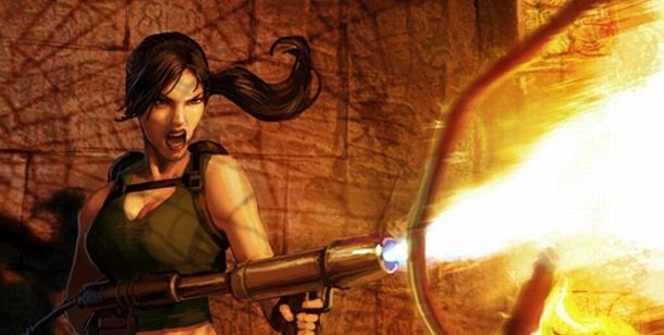 """Lara Croft and the Guardian of Light"": Neustart für Lara. Lara Croft and the Guardian of Light (Bild: Square-Enix)"