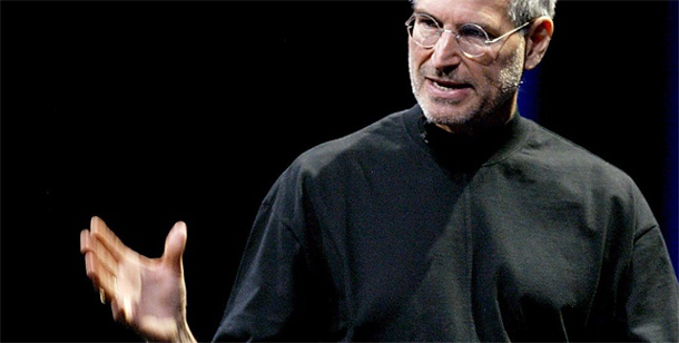 Steve Jobs wettert gegen Adobe Flash. Apple-Chef Steve Jobs. (Foto: dpa)