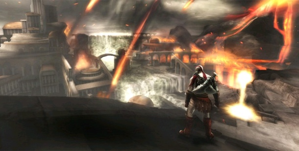 "Sony kündigt ""God of War - Ghost of Sparta"" für PSP an. God of War: Ghost of Sparta (Bild: Sony)"