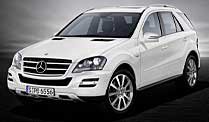 ". Mercedes-Benz ML ""Grand Edition"" (Foto: Daimler)"