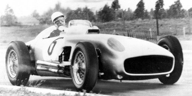 Formel 1: Beste Fahrer - Sir Stirling Moss. Sir Stirling Moss (Foto: dpa)