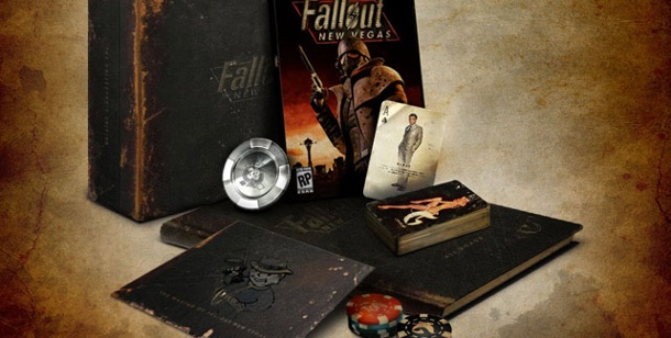 """Fallout: New Vegas"" kommt auch als Collectors Edition. Fallout: New Vegas Collector's Edition (Bild: Bethesda)"