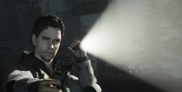 """Alan Wake"": Limited Edition kommt mit vier Bonusdisks. Alan Wake (Quelle: Microsoft)"
