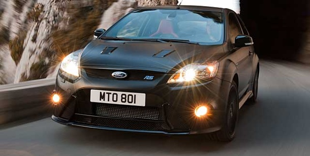 Autotest: Ford Focus RS 500. Ford Focus RS 500 (Foto: Ford)