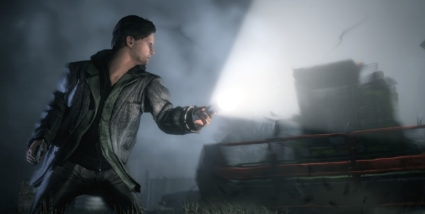 "Action-Adventure ""Alan Wake"": Horror-Roman zum Mitspielen. Alan Wake (Bild: Remedy / Microsoft)"