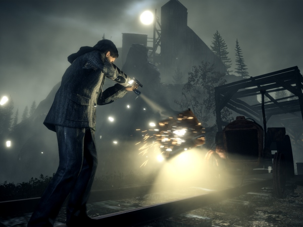 Alan Wake Action-Adventure für Xbox 360