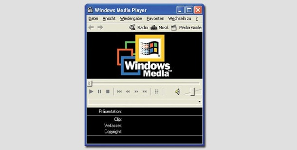 Den Media-Player unter Windows XP ohne DRM nutzen. Windows Media Player 6.4 ohne DRM