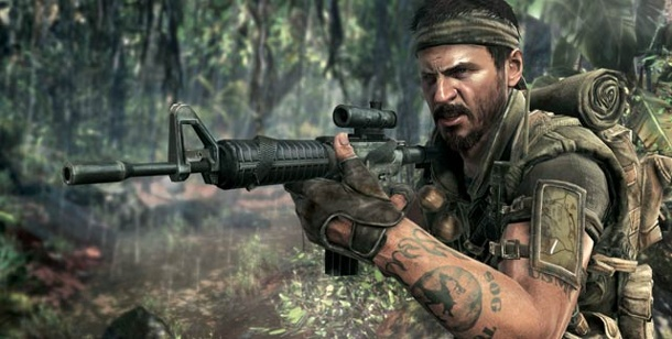 """Call of Duty: Black Ops"" - Zombies auch in Deutschland. Ego-Shooter Call of Duty: Black Ops (Bild: Treyarch) (Quelle: Activision)"
