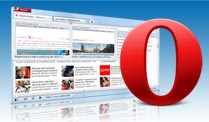 Browser Opera 11.01 ist komfortabler geworden. (Montage: t-online.de) (Quelle: t-online.de)