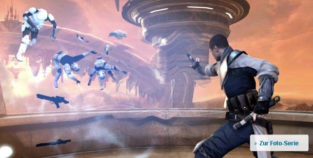 Lucas Arts entlässt Mitarbeiter. Star Wars: The Force Unleashed 2 (Bild: Lucas Arts)
