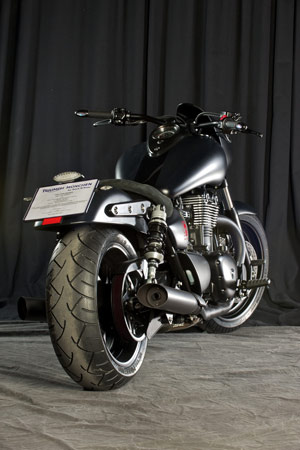 Das ist die Triumph Thunderbird made by Rock'n'Ride. (Foto: ampnet)