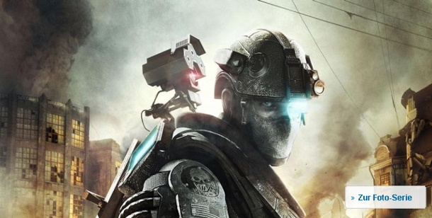 "Spieletest ""Ghost Recon Future Soldier"": Taktik-Shooter für PC, PS3 und Xbox 360. Ghost Recon Future Soldier Taktik-Shooter von Ubisoft für PC, PS3 und Xbox 360 (Quelle: Ubisoft)"