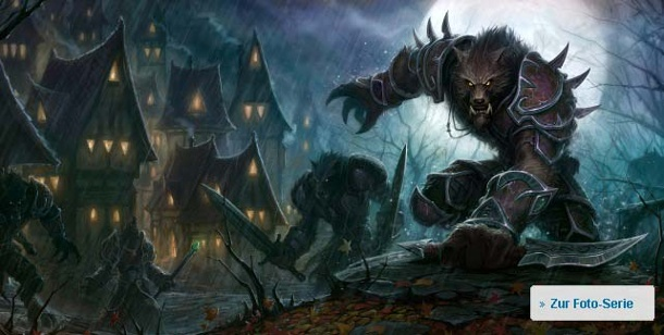 """World of Warcraft: Cataclysm"":  Schöne, neue Online-Welt. World of Warcraft: Cataclysm (Bild: Blizzard)"