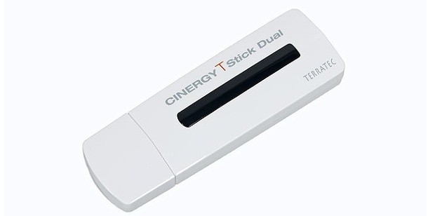 Terratec Cinergy T Stick Dual RC: DVB-T-Stick im Test. Terratec Cinergy T Stick Dual RC: zwei TV-Tuner (Foto: pcwelt)