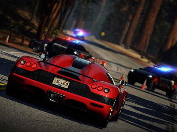 Need for Speed: Hot Pursuit Action-Rennspiel für PC, PS3, Xbox 360 und Wii von Criterion Games