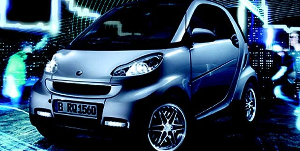 "Smart-Sondermodell ""Limited Silver"". Smart Fortwo ""Limited Silver"" (Foto: Daimler)"