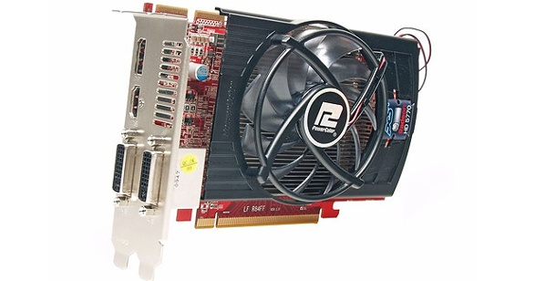 Powercolor Radeon HD 5770 PCS+: Grafikkarte im Test. Grafikkarte im Test: Powercolor Radeon HD 5770 PCS+ (Foto: pcwelt)
