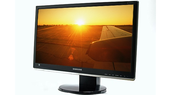 Samsung Syncmaster 2494HM - 24 Zoll LCD-Monitor im Test. Samsung Syncmaster 2494HM: gute Bildqualität (Foto: pcwelt)