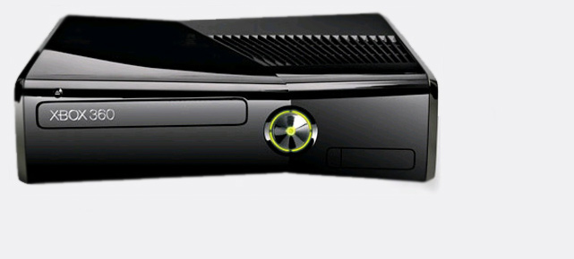 Xbox 360 Slim (Quelle: Microsoft)