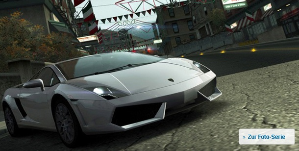 "Test ""Need for Speed World"" - Online-Rennspiel für PC. Need for Speed World Online-Rennspiel von EA für PC"