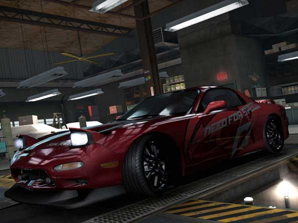 Need for Speed: World Online-Rennspiel von Electronic Arts für PC