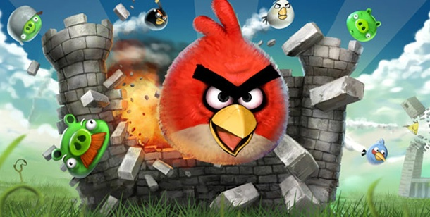 "iPhone-Spielehit ""Angry Birds"" als Hollywoodfilm geplant. Angry Birds (Bild: Rovio) (Quelle: Rovio)"