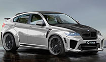 Typhoon RS ultimate V10: G-Power baut das schnellste SUV der Welt. G-Power Typhoon RS ultimate V10 (Foto: G-Power)