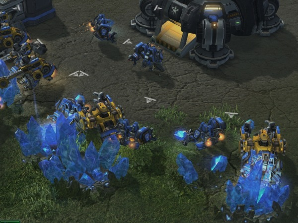 Starcraft 2 (Quelle: Blizzard)