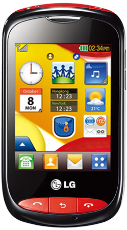 LG Electronics Cookie Style Ansicht 1