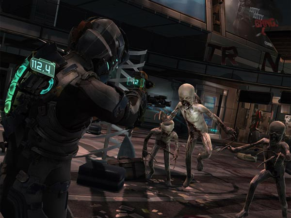 Dead Space 2 Horror-Shooter von EA