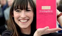 Charlotte Roches Roman &quot;Feuchtgebiete&quot; soll verfilmt werden. (Foto: imago) 