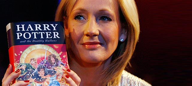 thesiss on j.k. rowling Jk rowling isn't slowing down if anything, she's speeding up if anything, she's speeding up the harry potter author had an incredibly busy 2016, between helping craft the story for harry potter and the cursed child, a london play that continued harry's story 19 years after the final book, and promoting fantastic beasts.