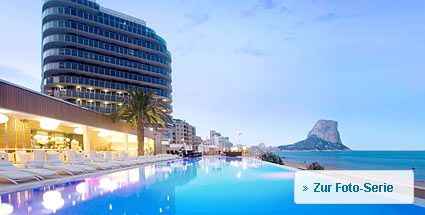 ". Costa Blanca, Spanien: Hotel ""Sol Y Mar Grand Hotel Spa & Beach Club"" (Foto: Sol Y Mar Grand Hotel Spa & Beach Club)"