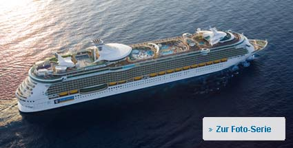Schiffsbewertungen: Die beliebtesten Kreuzfahrtschiffe. Liberty of the Seas: Royal Caribbean-Schiffe liegen in der Lesergunst weit vorne (Foto: Royal Caribbean International)