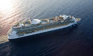 "Platz 2: Die ""Liberty of the Seas"". Das Luxus-Schiff gehört ebenfalls zur Flotte der amerikanischen Reederei Royal Caribbean International. (Foto: Royal Caribbean International)"