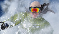 Skifahrerin (Foto: Utah Office of Tourism)