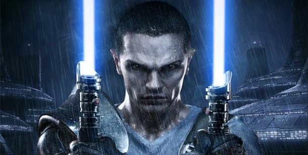"""Star Wars: The Force Unleashed 2"": Lebensgroße ""Starkiller""-Statue und Lichtschwerter gewinnen. Star Wars: The Force Unleashed 2 (Bild: Lucas Arts)"