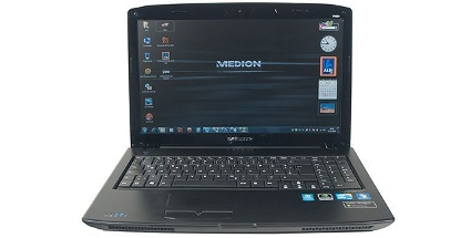 Aldi-Notebook im Test: Medion Akoya P6624 (MD98390)