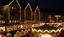 Weihnachtsmarkt in Ulm (Foto: imago)