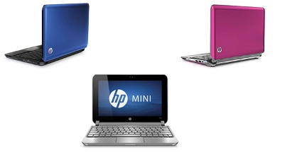 Schickes Netbook mit langer Akkulaufzeit: HP Mini 210-2000sg im Test (Foto: Hersteller)