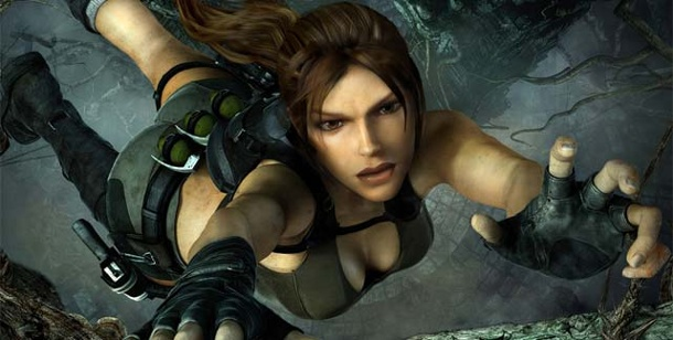 """Tomb Raider"": Exklusive HD-Remake-Trilogie für PS3. Tomb Raider Underworld (Bild: Crystal Dynamics / Eidos)"