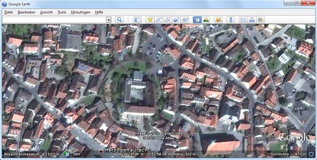 neue satellitenbilder und deutschland aufnahmen in google earth. Black Bedroom Furniture Sets. Home Design Ideas