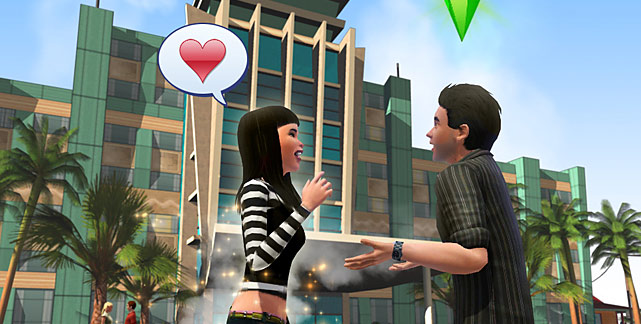 Screenshot aus sims 3 bild electronic arts