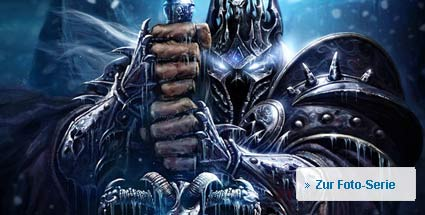 """World of Warcraft: Wrath of the Lich King"": Online-Rollenspiel für PC. World of Warcraft: The Wrath of the Lich King MMOG von Activision Blizzard für PC und Mac"
