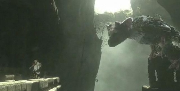 PS3-exklusive Games 2011. The Last Guardian (Bild: Team Ico / Sony)