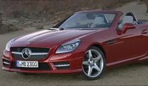 Mercedes Benz SLK 2011 (Screenshot: Car News)
