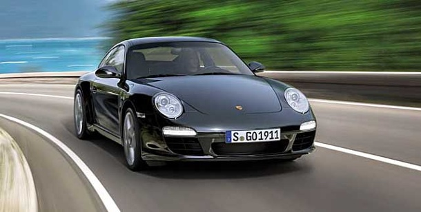 Porsche 911: Black Edition zum Schluss. Porsche 911 Black Edition (Foto: Porsche)